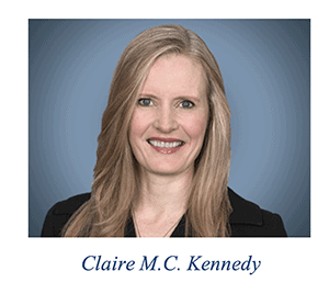 Claire M.C. Kennedy